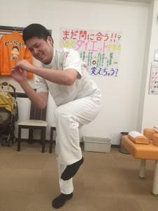 平川先生トレーニング